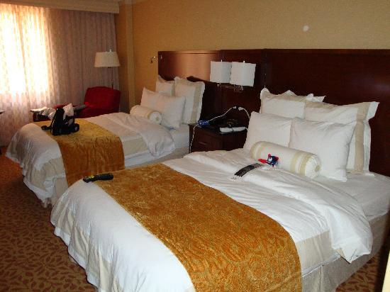 Washington Marriott Georgetown: nice & comfie
