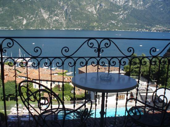 Hotel Belvedere Bellagio: view from the room
