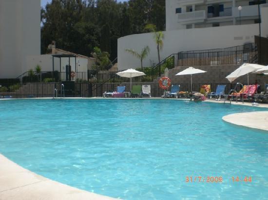 Hotel Los Patos Park: piscina