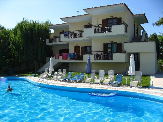 Thásos, Grecia: Pool