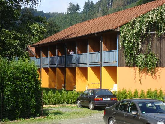Aparthotel Frankenwald: rooms
