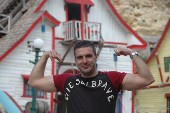 Popeye Village Malta: un vero braccio di ferro!