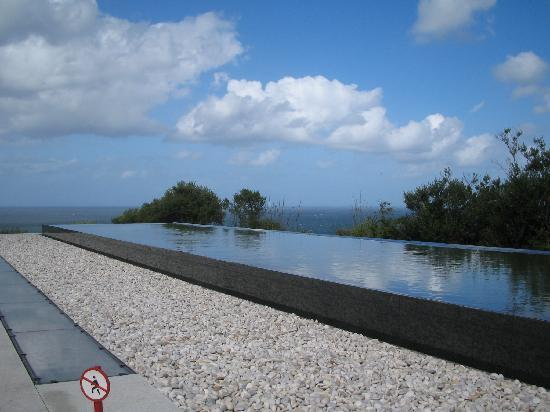 Visitor Centor view at Omaha Beach