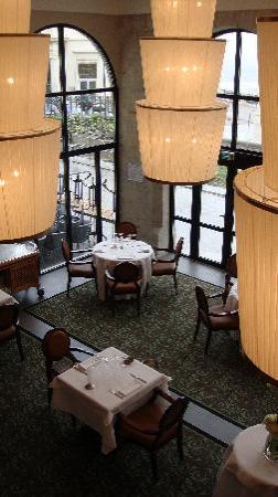 Hotel Cafe de Paris: un resto à la hauteur