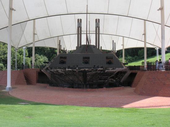 U.S.S. Cairo Museum: USS Cairo