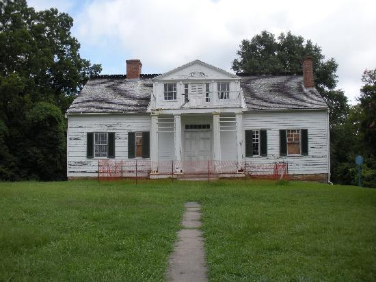 Vicksburg, MS: Shirley House (Inside the park)