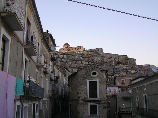 Campora San Giovanni, Italy: Charming Morano Calabro - we were only turists and locals looked surprise