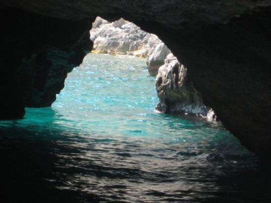 Grüne Grotte: Emerald Grotto, Capri 08