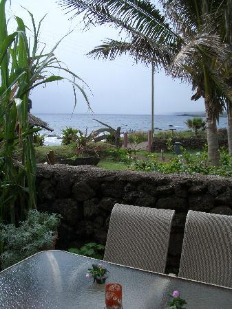 Te'ora: View from the terrace