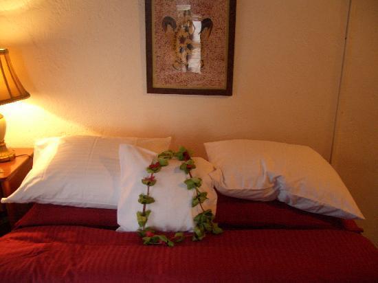 Te'ora: The comfy bed in Iti