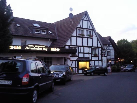 Nuembrecht, Alemania: ...und genauso schön ist es in Wirklchkeit auch :)...