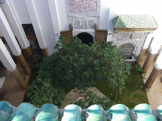 Riad Laaroussa Hotel and Spa: From the roof
