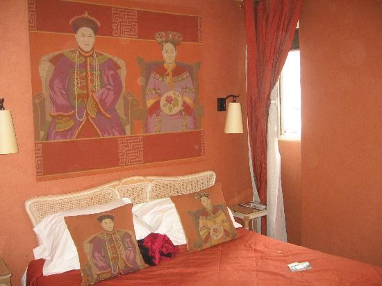 Neuilly Park: Our room