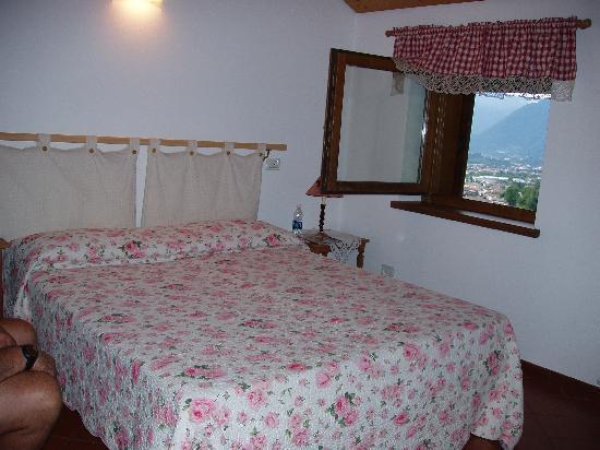 Pedavena, Itália: camera da letto