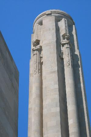 National World War I Museum and Memorial: Liberty Memorial Tower