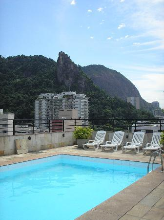 Piscina picture of premier copacabana hotel rio de for Piscinas premier