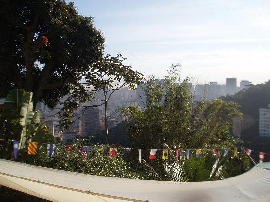 Castelinho38: The view from 'Mangueira'