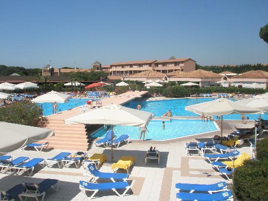 Club Valtur Garden: piscina