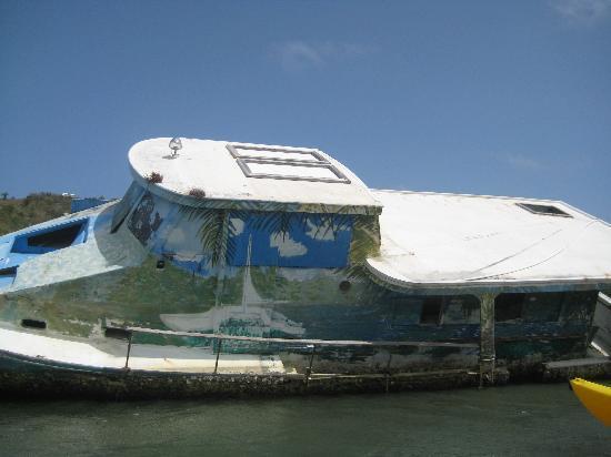 Salt River Bay National Historical Park and Ecological Preserve: Shipwreck