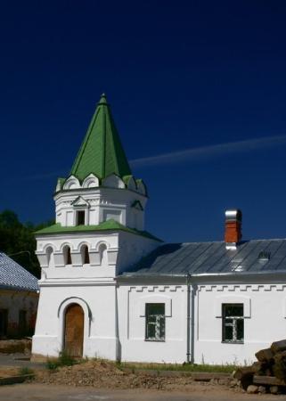 Monastero a staraja ladoga russia foto di san - San pietroburgo russia luoghi di interesse ...