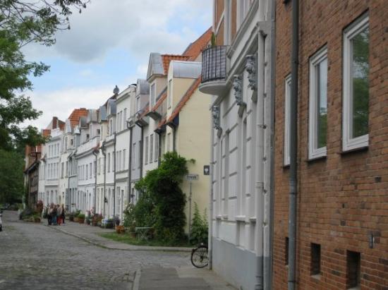 Altstadt Lübeck: Lubeck, Schleswig-Holstein, Germany