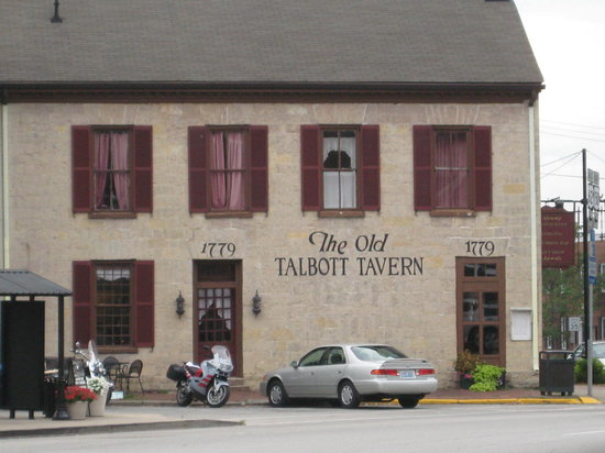 Bardstown, KY : Old Talbott Tavern