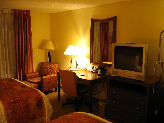 Fairfield Inn Charlotte Northlake : Sitting area