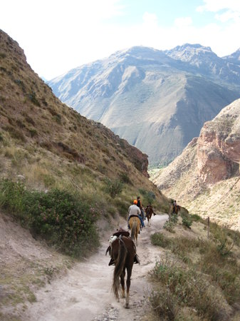 Cusco for You Salineras Ranch
