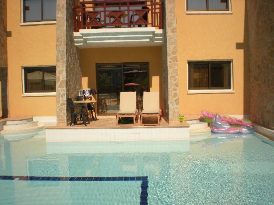 Atlantica Aeneas Hotel : The Executive suite