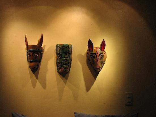 Casa De La Luz: decoración