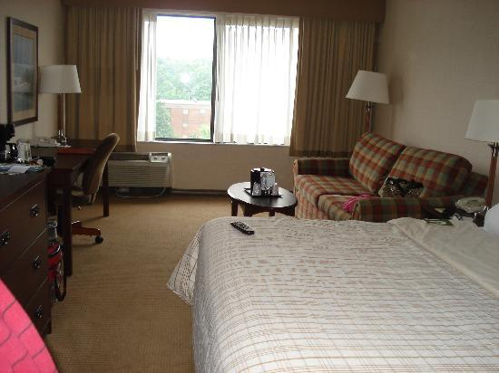 Four Points by Sheraton Meriden: room