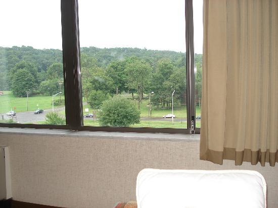 Four Points by Sheraton Meriden: view from the window