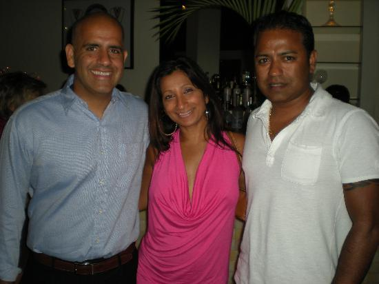 Temptation: Us with Dino Jagtiani / chef owner