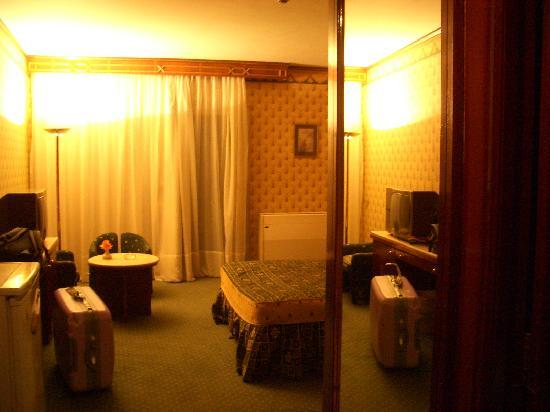 Siag Pyramids Hotel: 部屋の様子