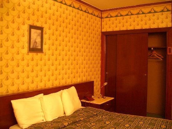 Siag Pyramids Hotel: ベッド