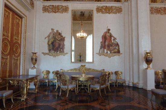 State Russian Museum: Furniture.