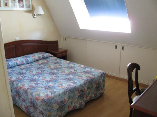 Hôtel Cosmotel : Room on the 5th floor Nr.1