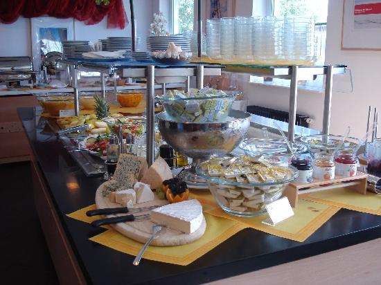 Austria Trend Hotel Messe Wien : Buffet