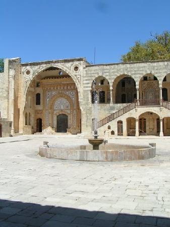 Palace of Beiteddine : Vorhof Des Palast