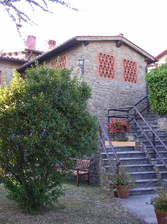 Borgo La Capraia: nido