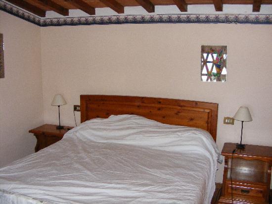 Borgo La Capraia: nido room