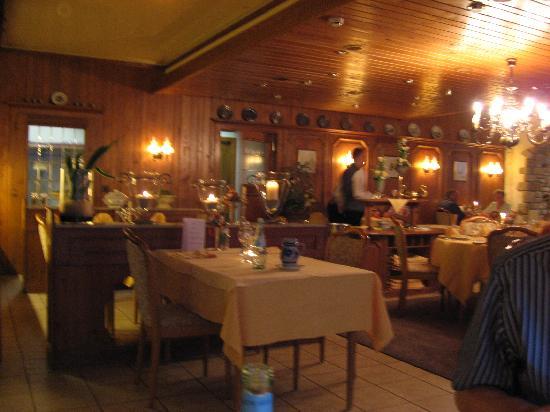 Hotel Butgenbacher-Hof: Restaurant