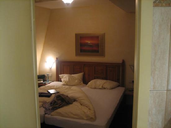 Hotel Heidelberger Hof: Hotel room