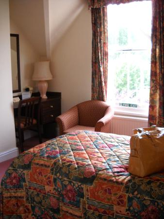 Arundel House Hotel: My room