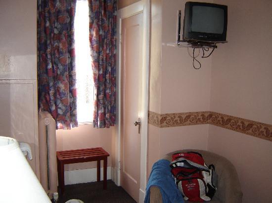 Hotel Manoir Charest : à la limite acceptable