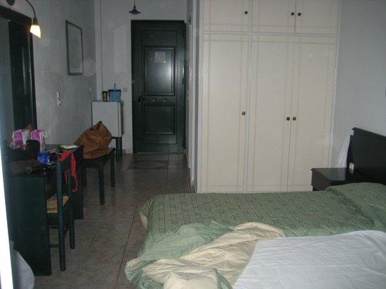 Agios Nikitas, Grécia: Room
