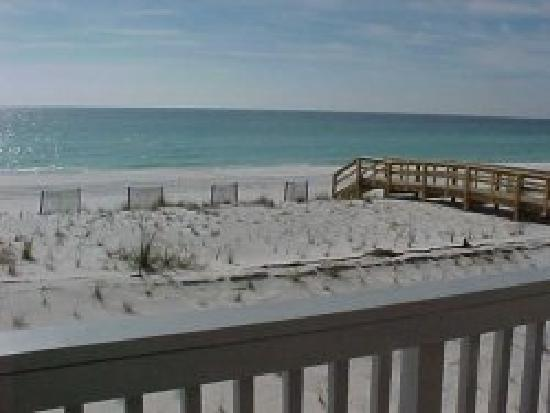 Villas on the Gulf : View from balcony