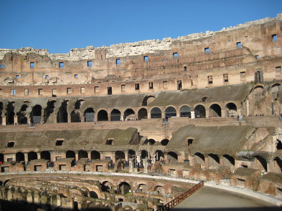 Rome, Italy: colosseum
