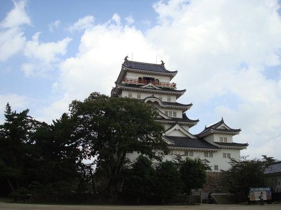 Fukuyama Castle: 福山城