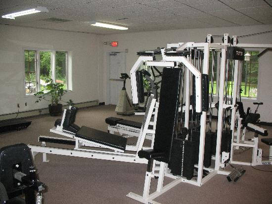 Winwood Inn & Condos: excersie room